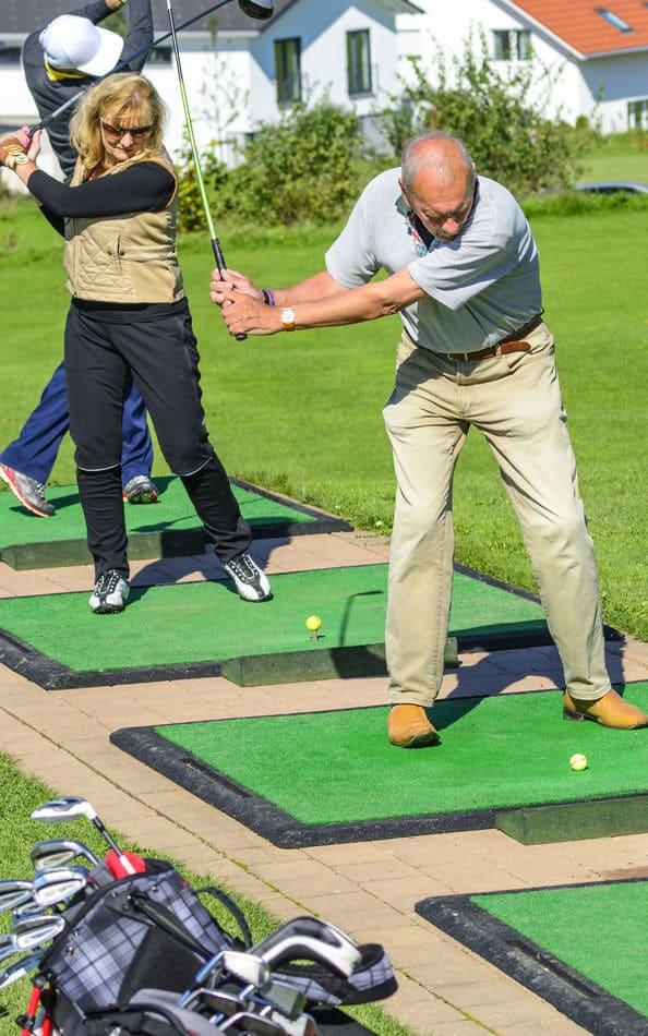 Golf ausprobieren Golf ist easy - Golfschule Schlei
