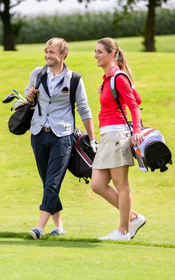 Golftraining 2 Personen
