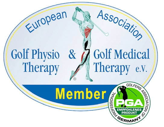 Golf Physiotherapie Trainer