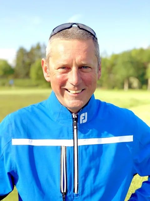 PGA Golf Trainer Stephen Kennedy