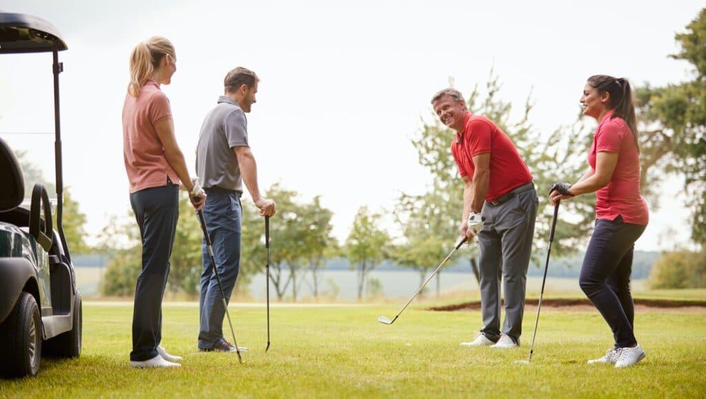 Golf ist ein Sport für alle!