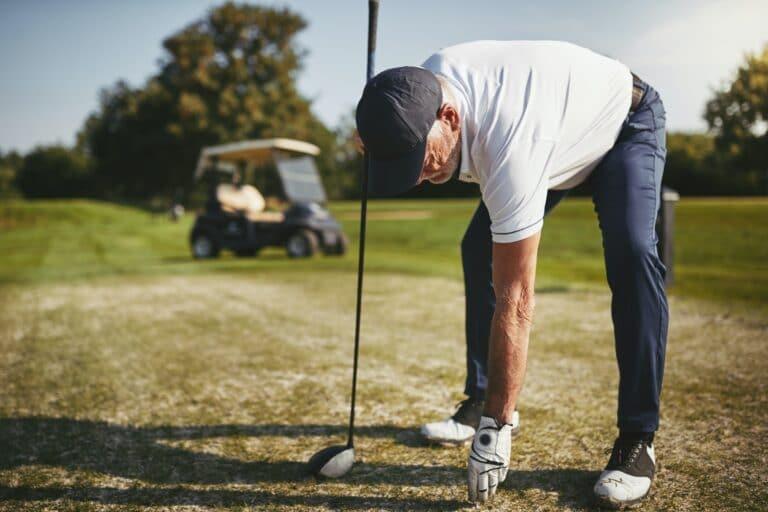 Bist du zu alt für Golf-Fitness-Workouts?
