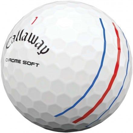 Besser putten mit markierten Golfbällen?