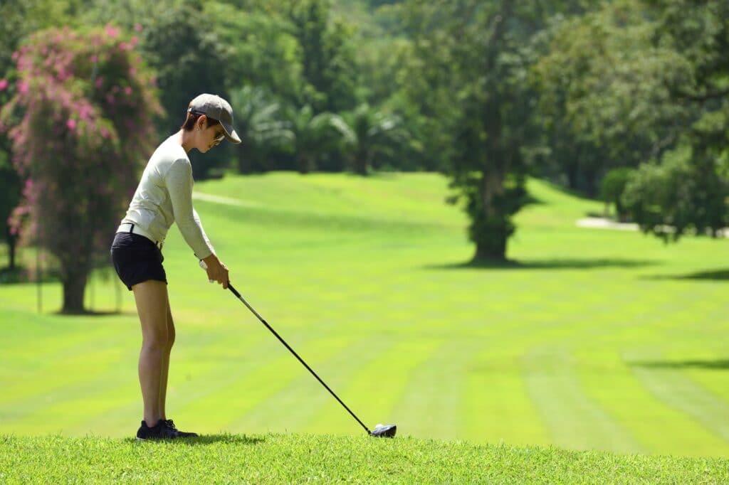 Anleitung für Anfänger zum Golfschwung