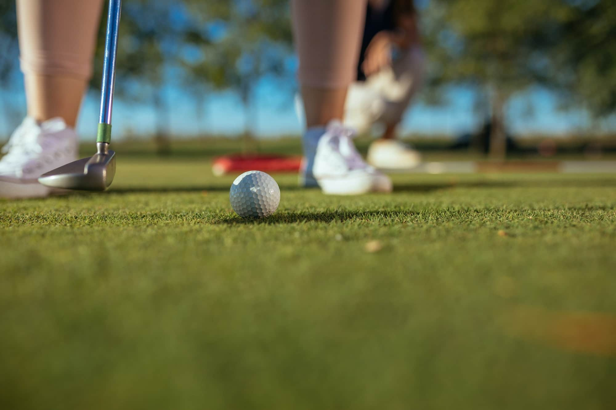 Golf Demo Tag