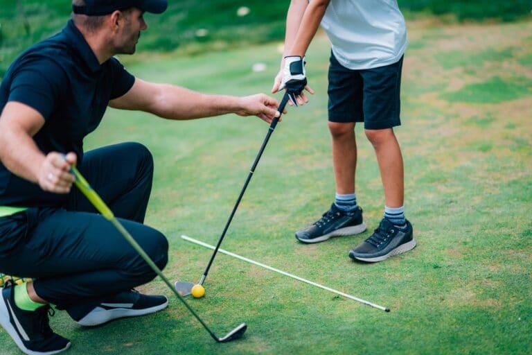 Golf Trainingshilfe Alignment Sticks