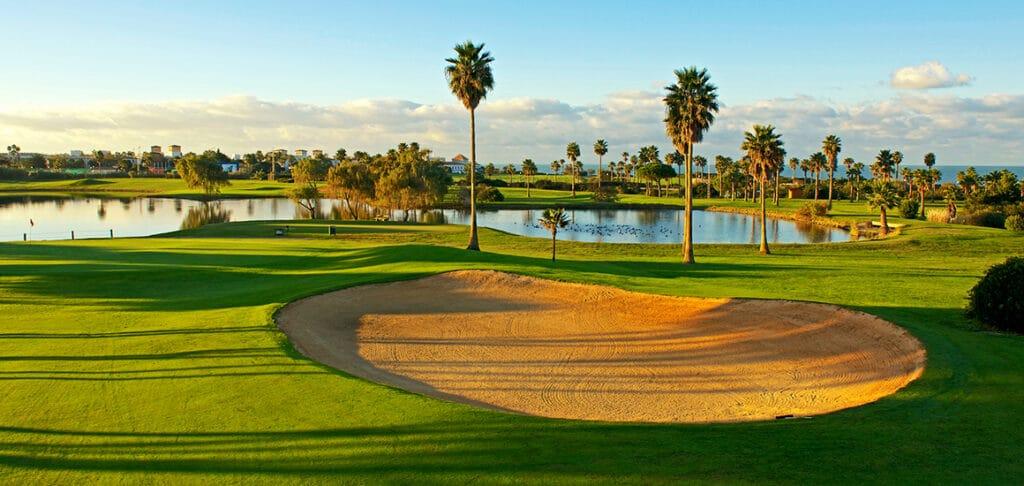 Mar y Pinos Course Golfreise zum Novo Sancti Petri Golf Club