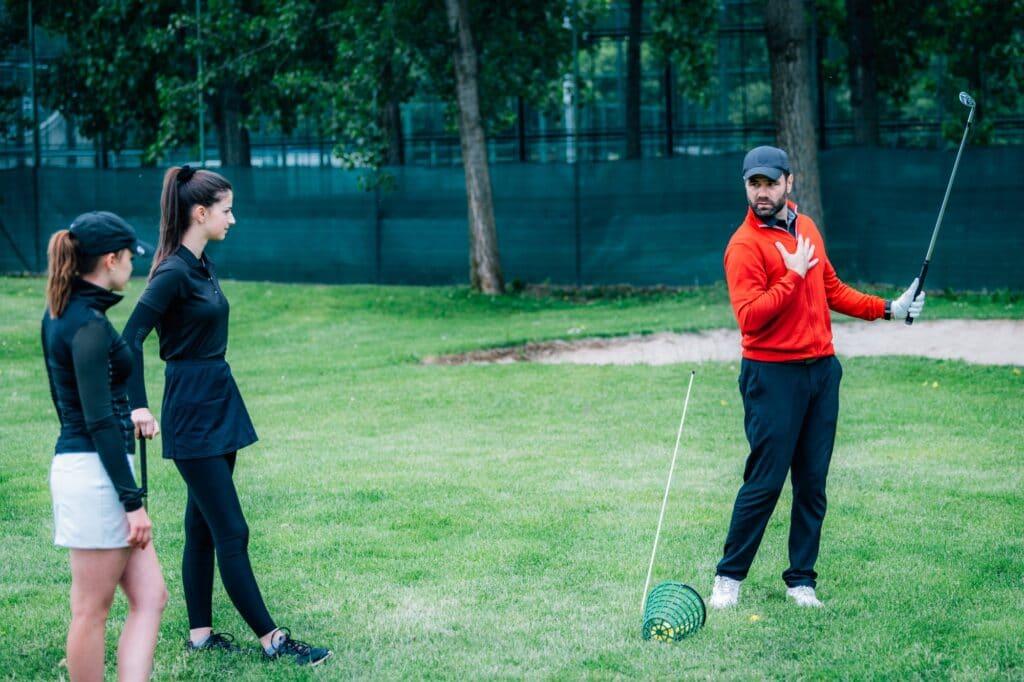 Golf-Fitness: Du schwingst den Golfschläger mit deinem ganzen Körper