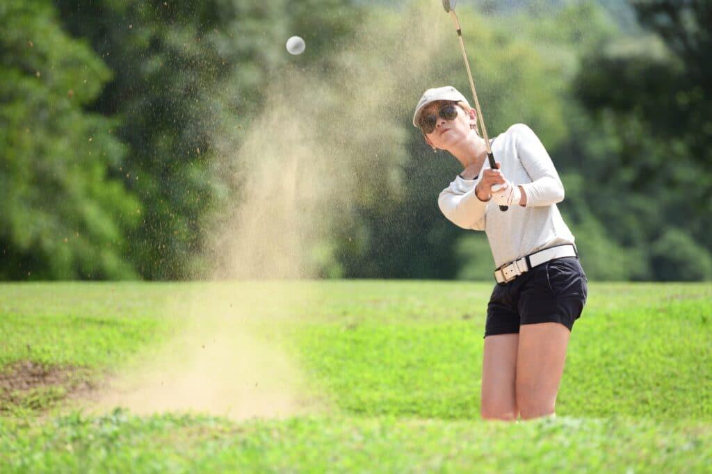 Die 10 größten Fehler, die Golf Anfänger und High-Handicapper auf dem Golfplatz machen.