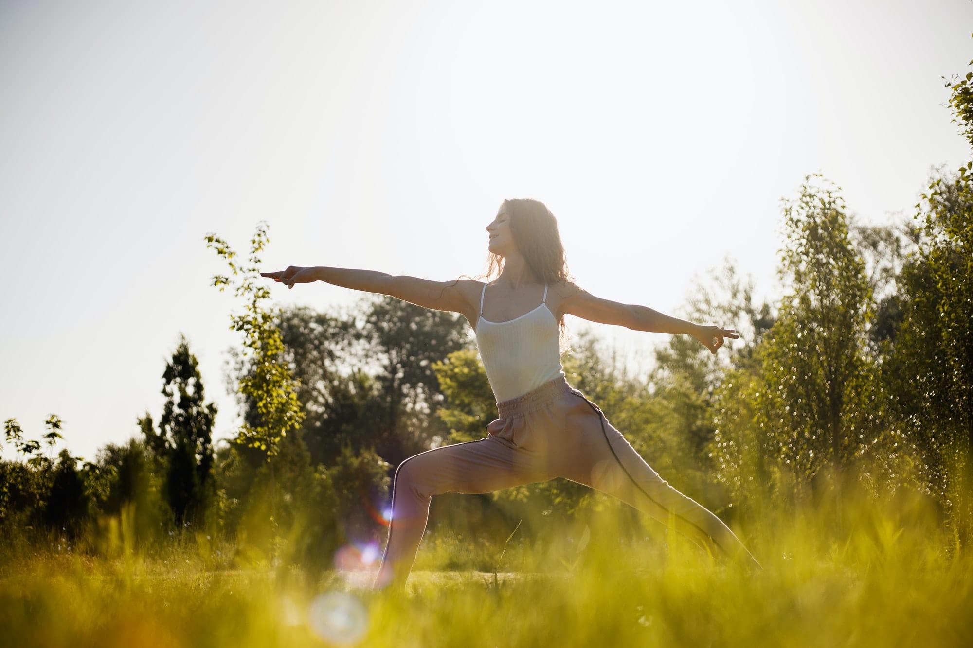 Yoga für Golfer: Wie Yoga dein Golfspiel verbessern kann