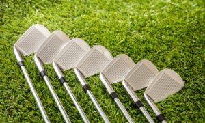 Golfschläger reinigen aber richtig!